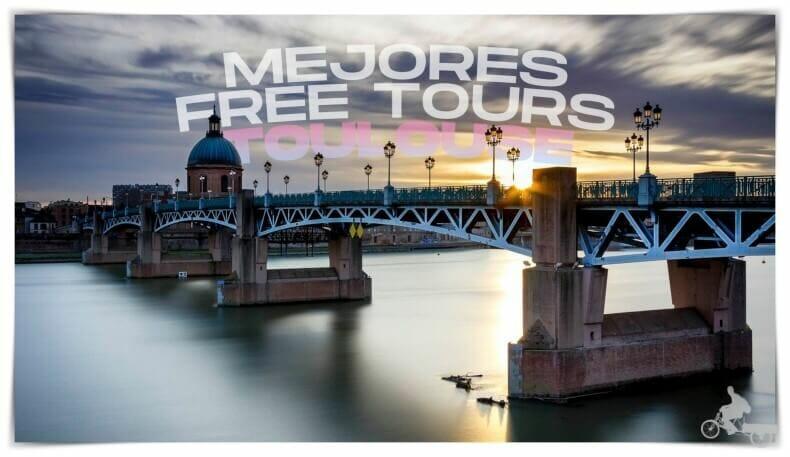 mejores free tours en Toulouse