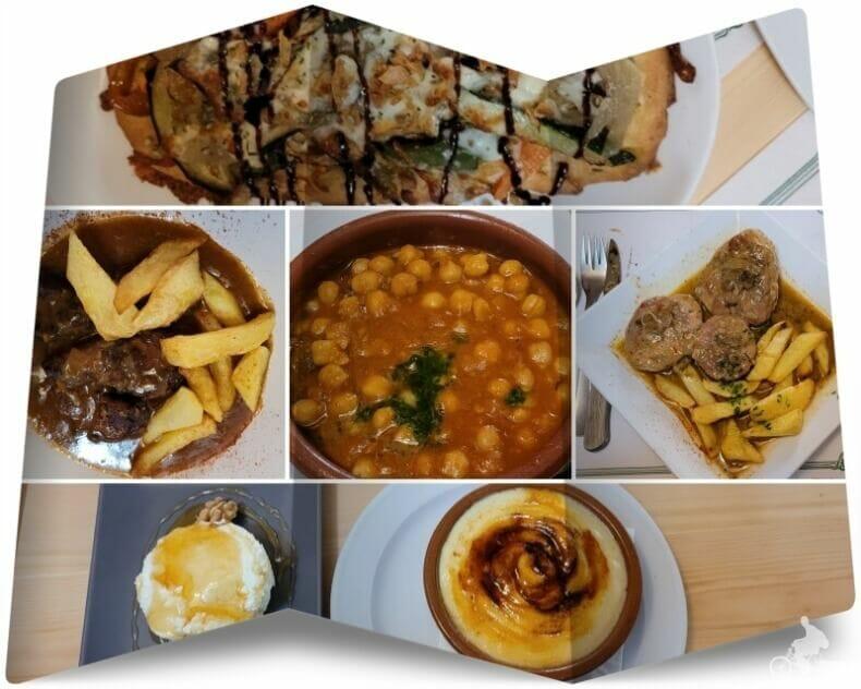 menu hostal de mura
