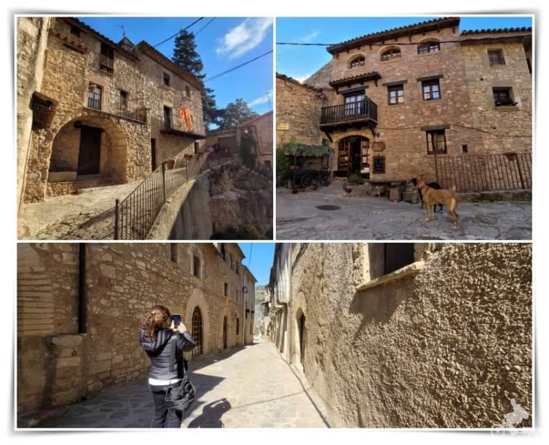 Mura pueblos más bonitos de Cataluña