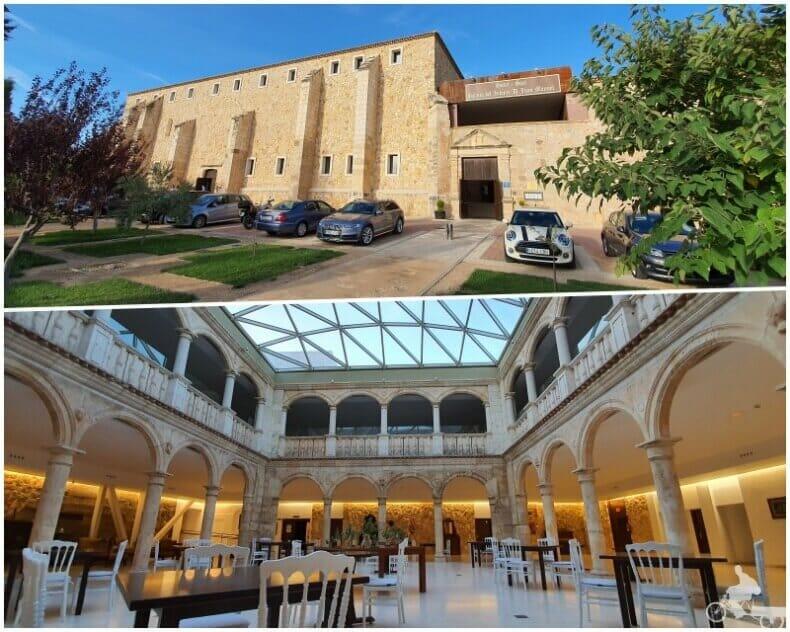 palacio del infante don juan manuel de Belmonte