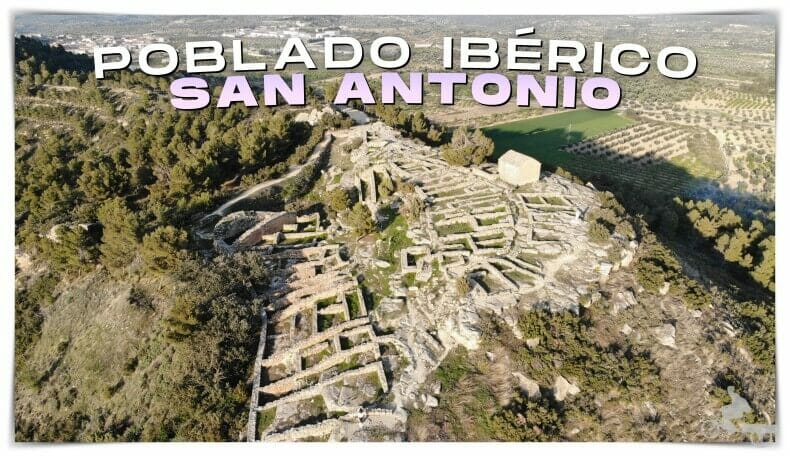 poblado iberico de san Antonio Calaceite