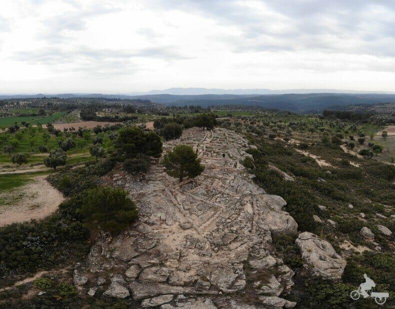 poblado ibérico Tossal Redó