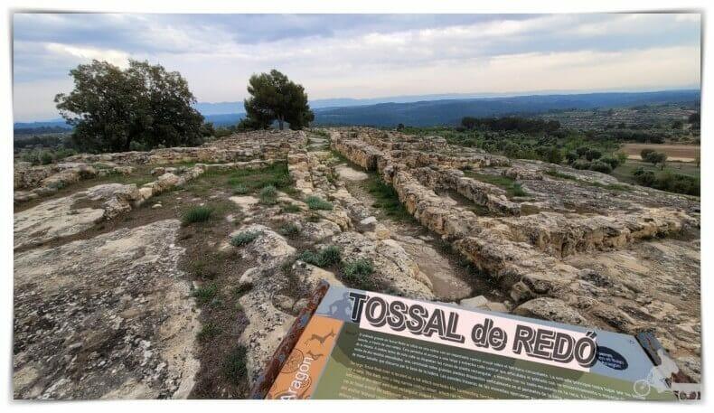 poblado ibérico Tossal de Redó
