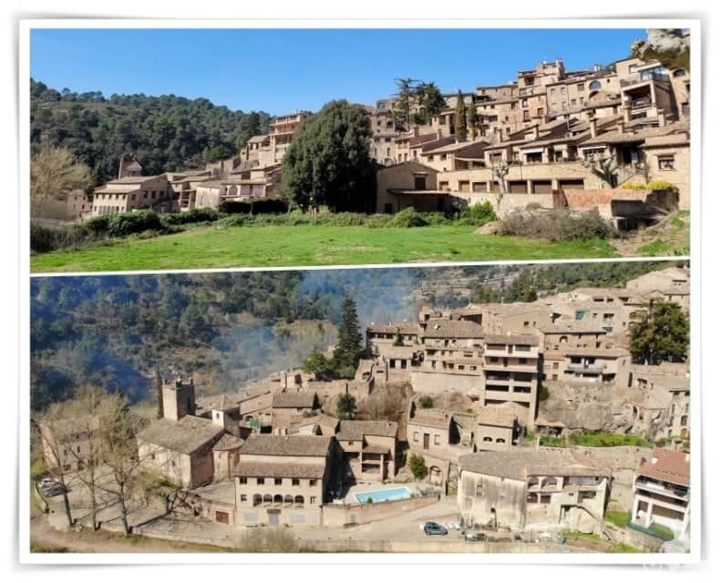 pueblos de Mura