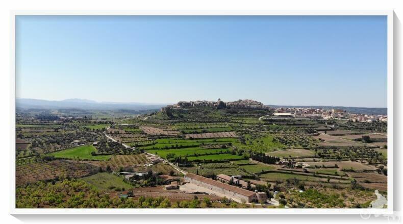 pueblo de Horta de Sant Joan