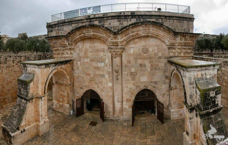 Puerta Dorada