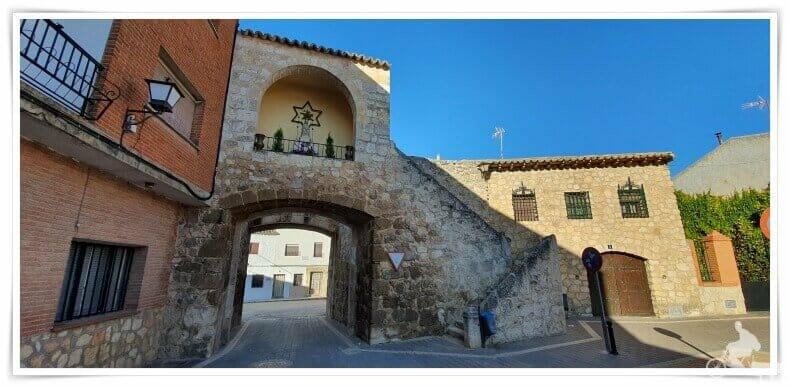 puerta de la estrella - que ver en Belmonte