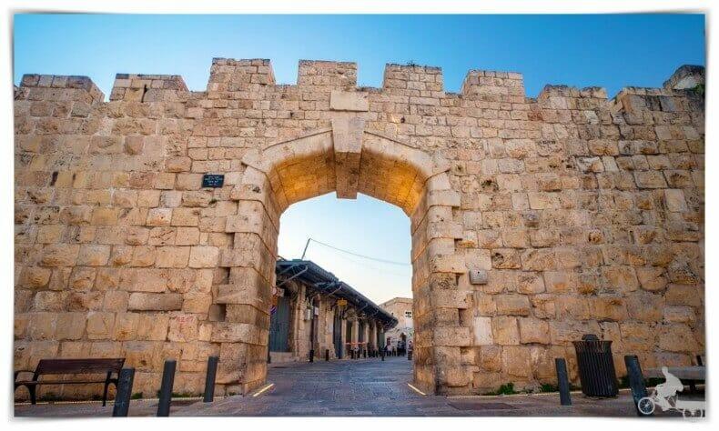Puerta Nueva de jerusalén