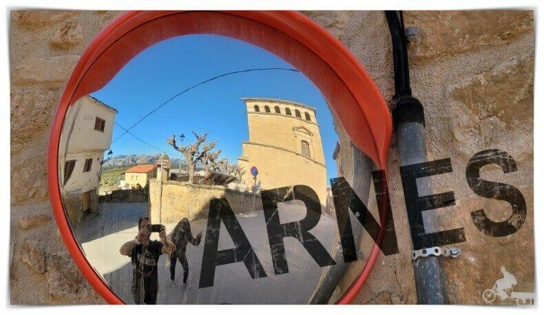 que ver en Arnes - ruta por Terra Alta y Ribera d´Ebre