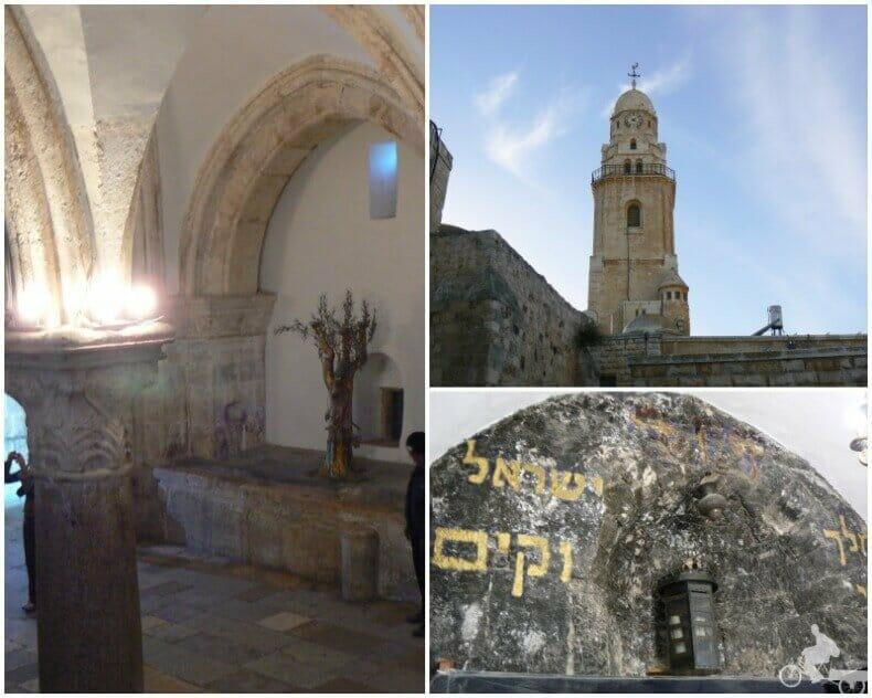 tumba de David que ver en Jerusalén