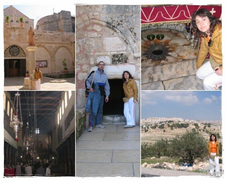 visitar Belén - qué ver en Jerusalén