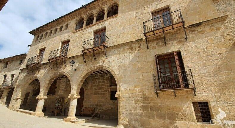Casa del Encomendador o Palacio de la Encomienda
