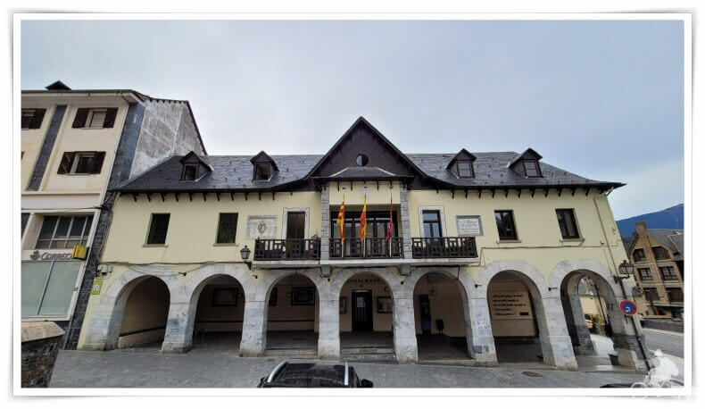 Ayuntamiento de Vielha