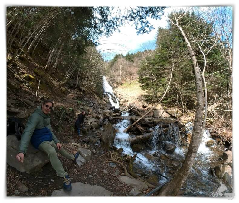 cascada de Pomero