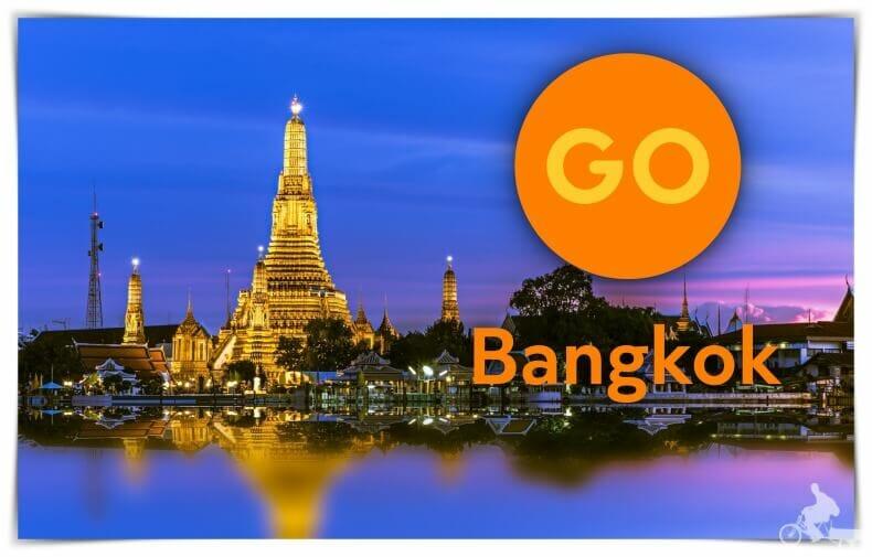 Go Bangkok card