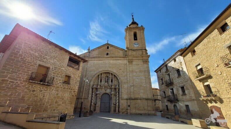 iglesia de San Miguel de Valjunquera