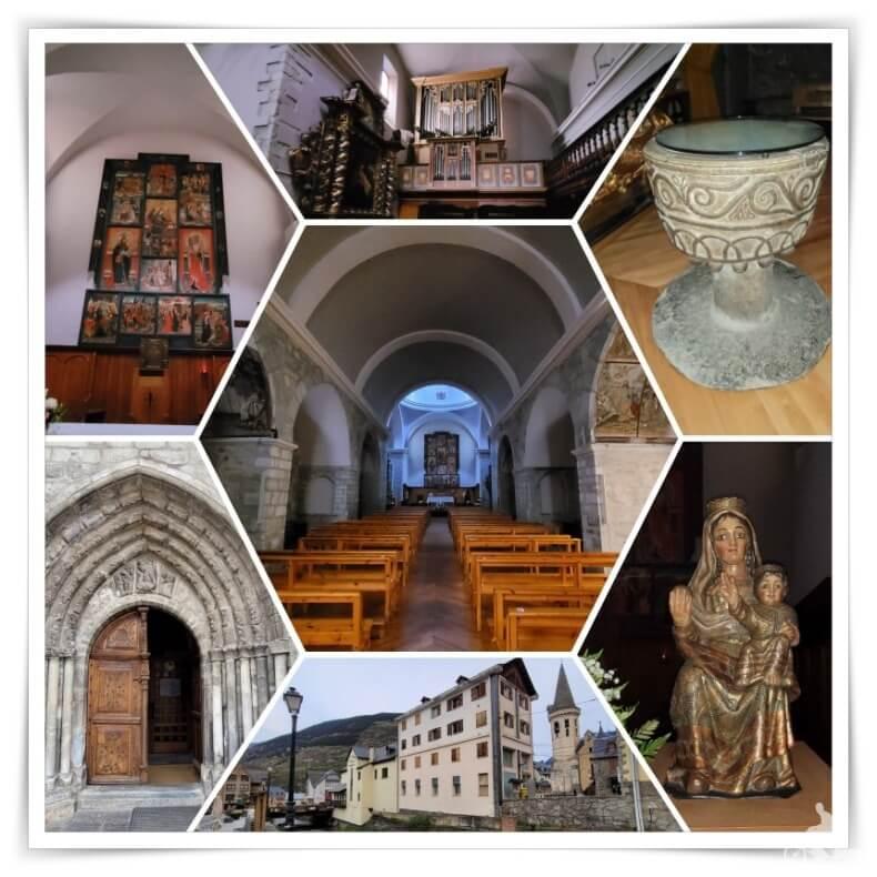 iglesia de San miguel de Viella