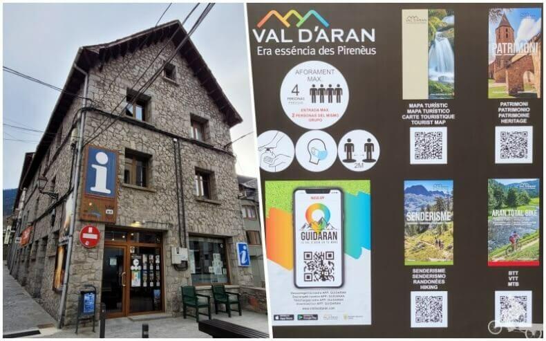 información de turismo