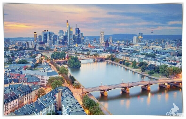 los mejores free tours en Frankfurt