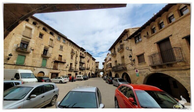 plaza Mayor - que ver en la Fresneda