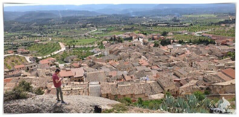 pueblo de La Fresneda
