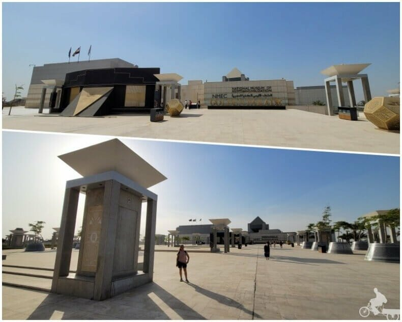NMEC - Museo Nacional de la Civilización Egipcia