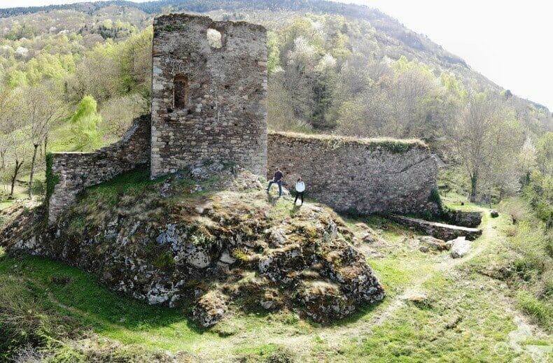 castillo de Les