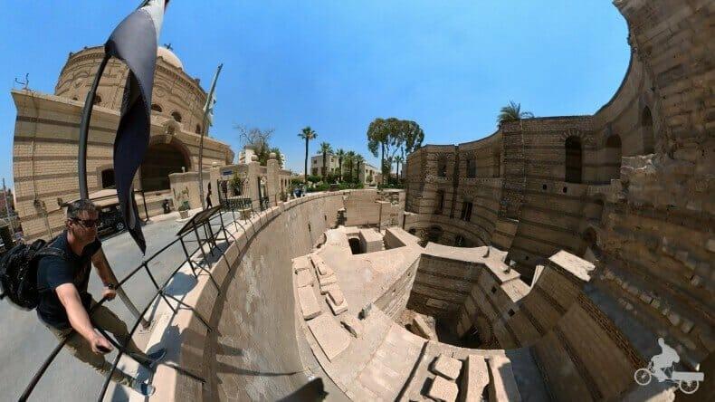 fortaleza babilonia el cairo
