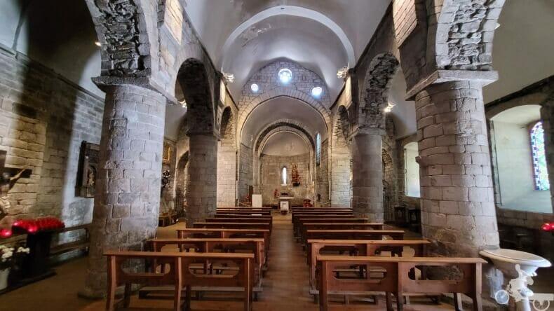 interior Iglesia de la Asunción de María