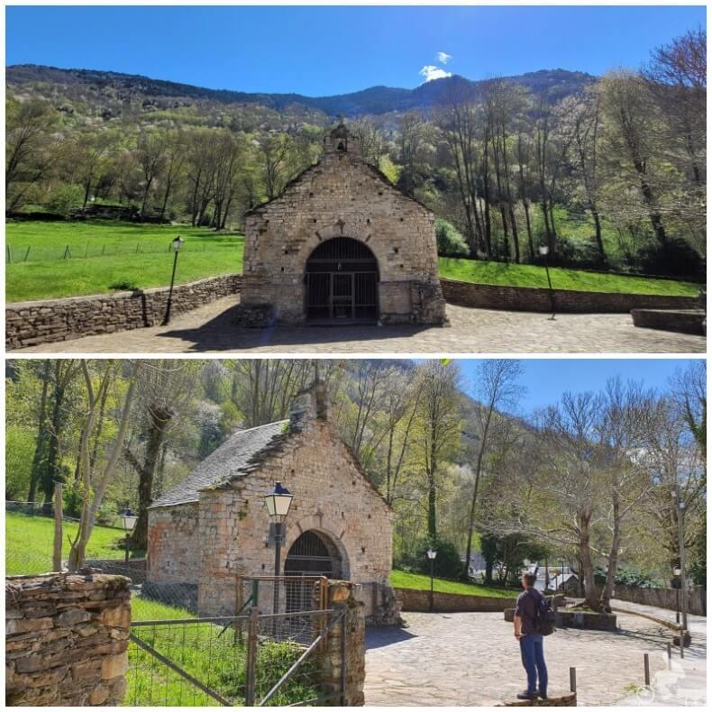 iglesia de san blai ermita