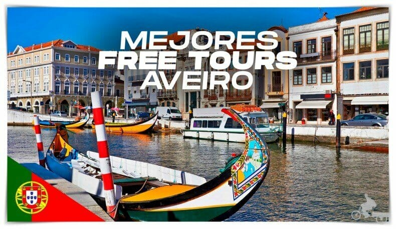 Mejores free tours Aveiro