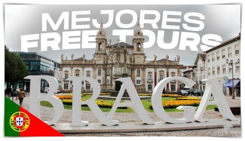 Mejores free tours Braga