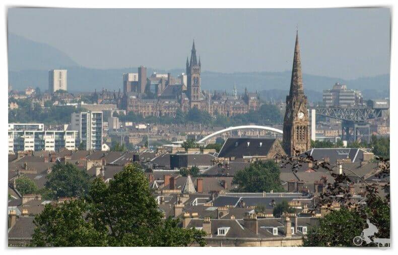Mejores free tours Glasgow