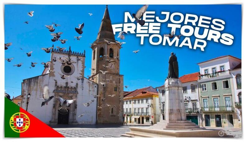 Mejores free tours Tomar