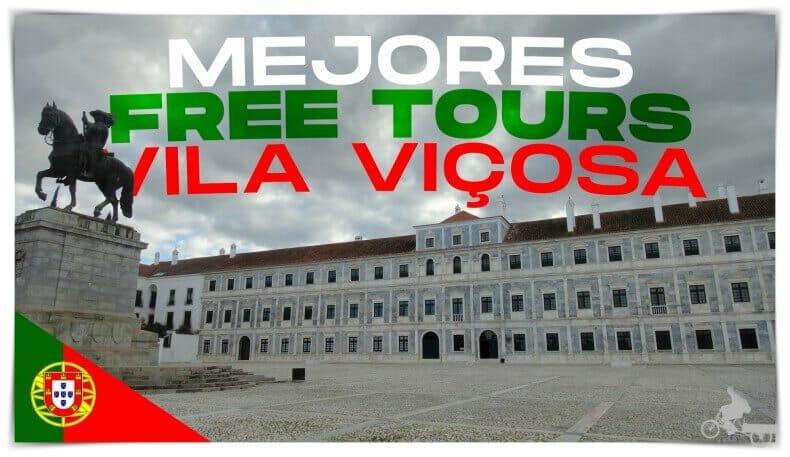 Mejores free tours Vila Viçosa