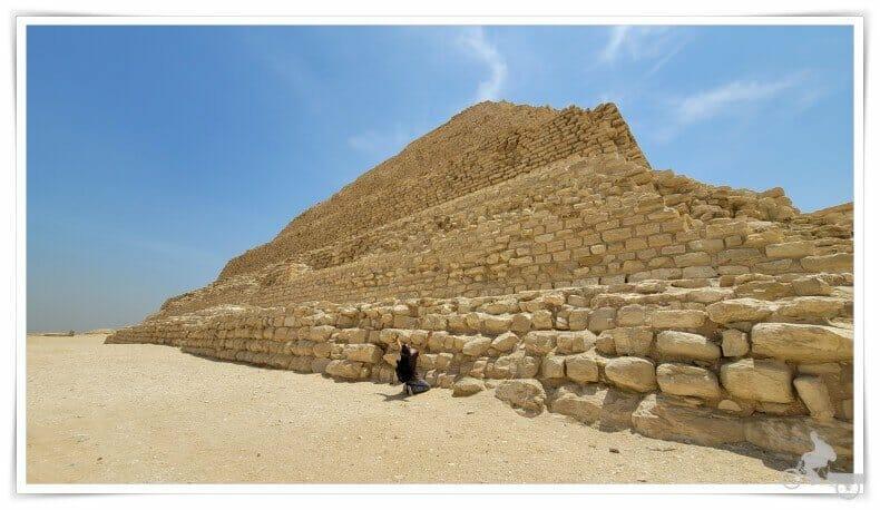pirámide de Zoser