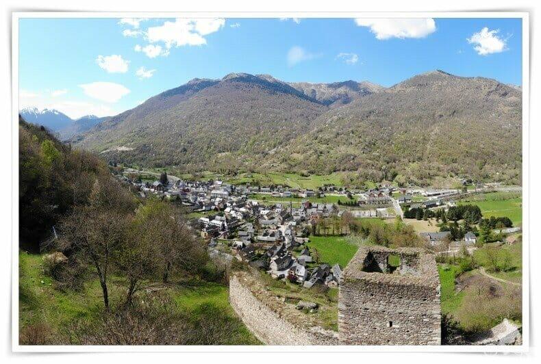 pueblo de Les