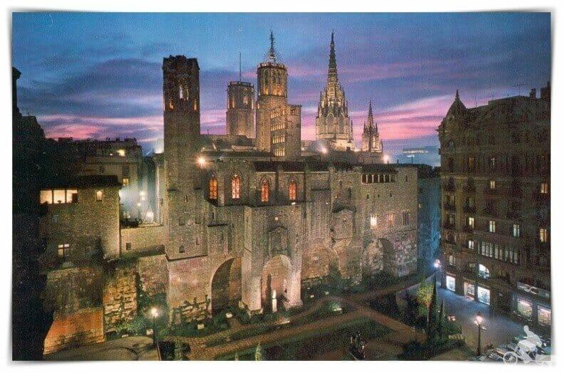 Barrio Gótico que ver en Barcelona