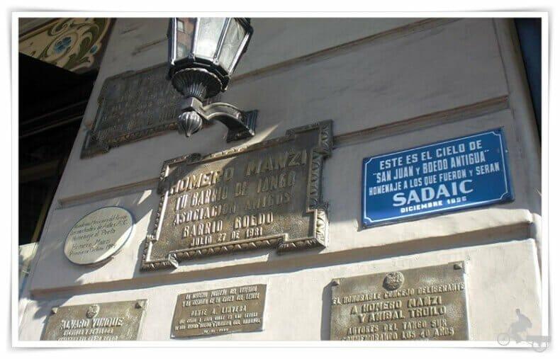 boedo tango - lugares curiosos de Buenos Aires