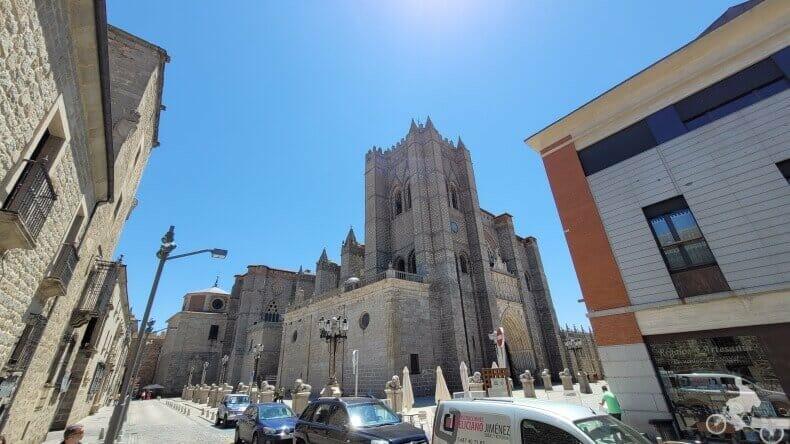 fachada catedral san salvador