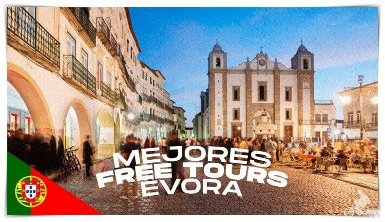 mejores free tours en Evora