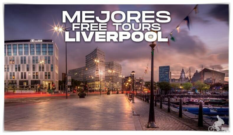 mejores free tours en Liverpool