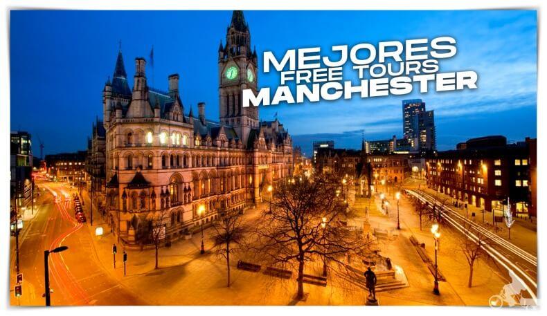 mejores free tours en Manchester