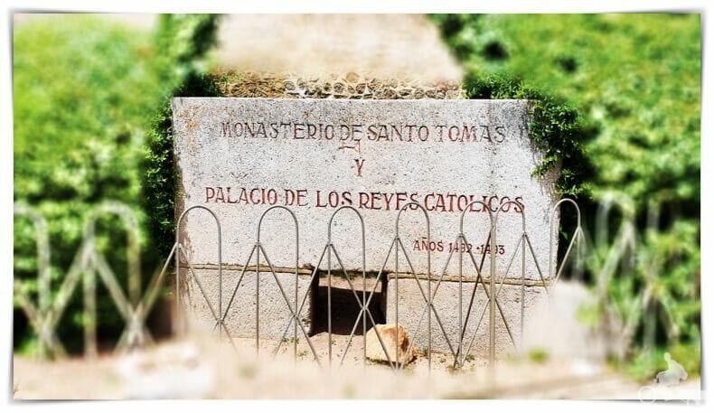 Real monasterio de Santo Tomás de Ávila