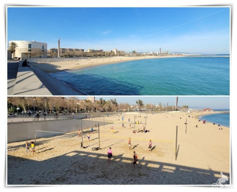 playas que ver en Barcelona