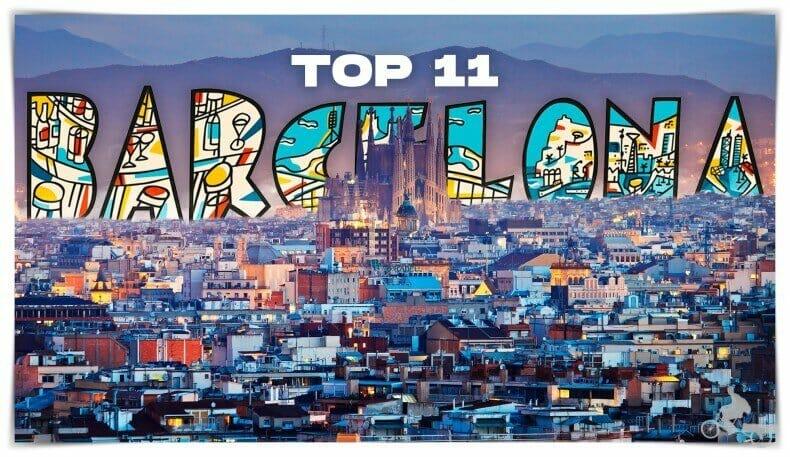 TOP 11 lugares que ver en…