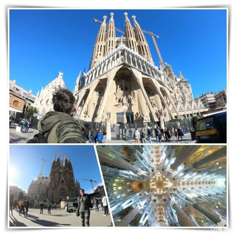 Sagrada Familia - que ver en Barcelona