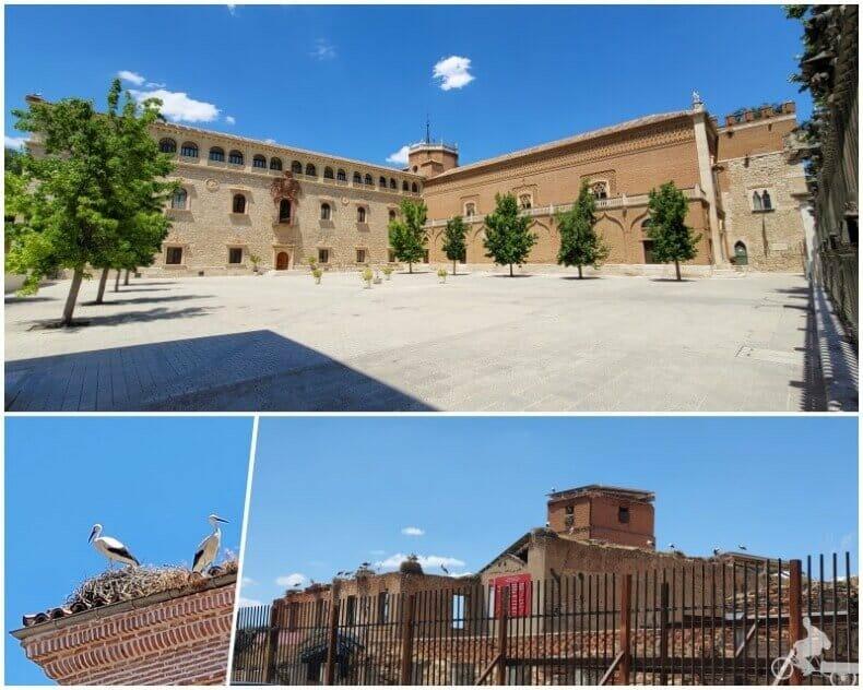 Palacio Arzobispal que visitar en Alcalá de Henares