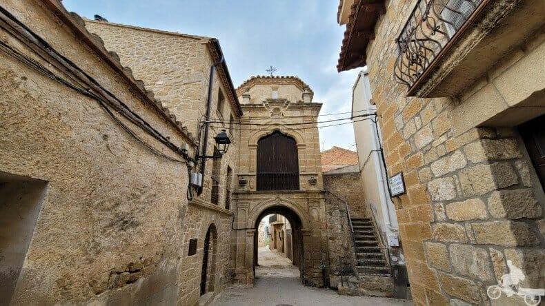 Portal Capilla de San Antonio de Padua