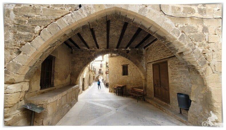 calle mayor que ver en Cretas